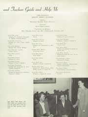 Page 11, 1949 Edition, Mount Mercy Academy - Mercienne Yearbook (Buffalo, NY) online yearbook collection