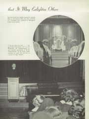 Page 13, 1949 Edition, Mount Mercy Academy - Mercienne Yearbook (Buffalo, NY) online yearbook collection