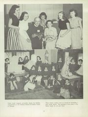 Page 15, 1949 Edition, Mount Mercy Academy - Mercienne Yearbook (Buffalo, NY) online yearbook collection