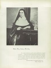 Page 5, 1949 Edition, Mount Mercy Academy - Mercienne Yearbook (Buffalo, NY) online yearbook collection