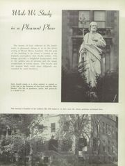 Page 9, 1949 Edition, Mount Mercy Academy - Mercienne Yearbook (Buffalo, NY) online yearbook collection