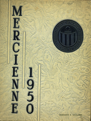 Page 1, 1950 Edition, Mount Mercy Academy - Mercienne Yearbook (Buffalo, NY) online yearbook collection