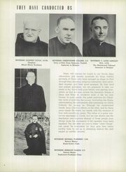 Page 10, 1950 Edition, Mount Mercy Academy - Mercienne Yearbook (Buffalo, NY) online yearbook collection