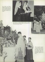 Page 16, 1950 Edition, Mount Mercy Academy - Mercienne Yearbook (Buffalo, NY) online yearbook collection