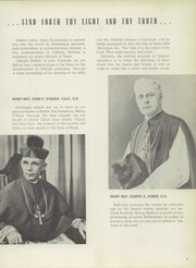 Page 9, 1950 Edition, Mount Mercy Academy - Mercienne Yearbook (Buffalo, NY) online yearbook collection