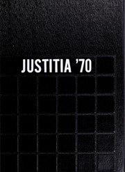Page 1, 1970 Edition, John Jay College of Criminal Justice - Justitia Yearbook (New York, NY) online yearbook collection