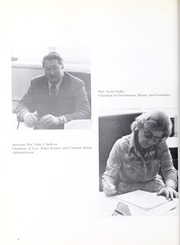 Page 14, 1973 Edition, John Jay College of Criminal Justice - Justitia Yearbook (New York, NY) online yearbook collection