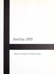 Page 5, 1973 Edition, John Jay College of Criminal Justice - Justitia Yearbook (New York, NY) online yearbook collection