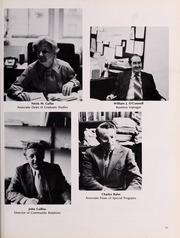 Page 17, 1977 Edition, John Jay College of Criminal Justice - Justitia Yearbook (New York, NY) online yearbook collection