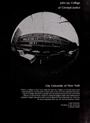 Page 5, 1977 Edition, John Jay College of Criminal Justice - Justitia Yearbook (New York, NY) online yearbook collection