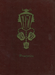 1951 Edition, Allegany Central High School - Foothills Yearbook (Allegany, NY)