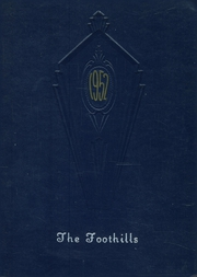 1952 Edition, Allegany Central High School - Foothills Yearbook (Allegany, NY)