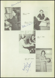 Page 13, 1952 Edition, Allegany Central High School - Foothills Yearbook (Allegany, NY) online yearbook collection