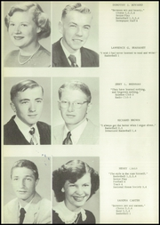 Page 16, 1952 Edition, Allegany Central High School - Foothills Yearbook (Allegany, NY) online yearbook collection