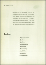 Page 8, 1952 Edition, Allegany Central High School - Foothills Yearbook (Allegany, NY) online yearbook collection