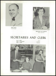 Page 10, 1958 Edition, Allegany Central High School - Foothills Yearbook (Allegany, NY) online yearbook collection
