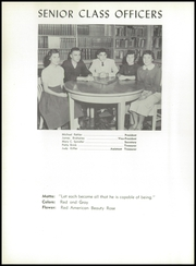 Page 14, 1958 Edition, Allegany Central High School - Foothills Yearbook (Allegany, NY) online yearbook collection