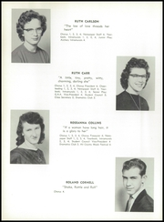 Page 16, 1958 Edition, Allegany Central High School - Foothills Yearbook (Allegany, NY) online yearbook collection