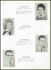 Page 17, 1958 Edition, Allegany Central High School - Foothills Yearbook (Allegany, NY) online yearbook collection