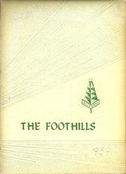 1959 Edition, Allegany Central High School - Foothills Yearbook (Allegany, NY)
