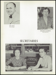 Page 10, 1959 Edition, Allegany Central High School - Foothills Yearbook (Allegany, NY) online yearbook collection