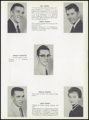Page 15, 1959 Edition, Allegany Central High School - Foothills Yearbook (Allegany, NY) online yearbook collection