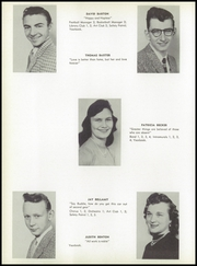 Page 16, 1959 Edition, Allegany Central High School - Foothills Yearbook (Allegany, NY) online yearbook collection