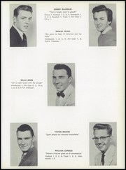 Page 17, 1959 Edition, Allegany Central High School - Foothills Yearbook (Allegany, NY) online yearbook collection