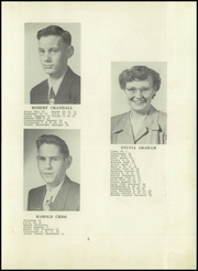 Page 13, 1952 Edition, Angelica Central School - Echo Yearbook (Angelica, NY) online yearbook collection