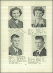 Page 14, 1952 Edition, Angelica Central School - Echo Yearbook (Angelica, NY) online yearbook collection