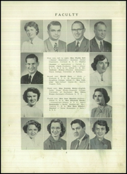 Page 8, 1952 Edition, Angelica Central School - Echo Yearbook (Angelica, NY) online yearbook collection