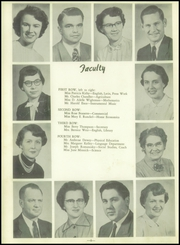 Page 14, 1954 Edition, Angelica Central School - Echo Yearbook (Angelica, NY) online yearbook collection