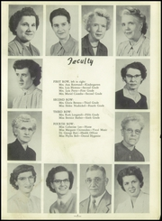 Page 15, 1954 Edition, Angelica Central School - Echo Yearbook (Angelica, NY) online yearbook collection