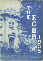 Angelica Central School - Echo Yearbook (Angelica, NY) online yearbook collection, 1956 Edition, Page 1