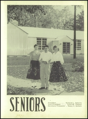 Page 11, 1956 Edition, Angelica Central School - Echo Yearbook (Angelica, NY) online yearbook collection