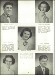 Page 12, 1956 Edition, Angelica Central School - Echo Yearbook (Angelica, NY) online yearbook collection