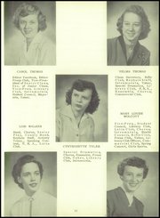 Page 15, 1956 Edition, Angelica Central School - Echo Yearbook (Angelica, NY) online yearbook collection
