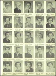 Page 9, 1956 Edition, Angelica Central School - Echo Yearbook (Angelica, NY) online yearbook collection