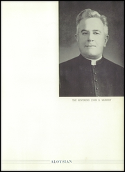Page 9, 1940 Edition, Academy of Our Lady of Good Counsel - Aloysian Yearbook (Aloysian, NY) online yearbook collection