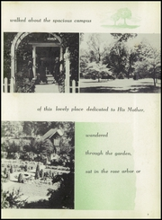 Page 11, 1955 Edition, Academy of Our Lady of Good Counsel - Aloysian Yearbook (Aloysian, NY) online yearbook collection