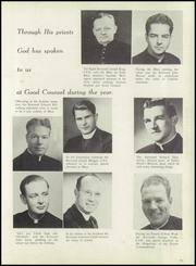 Page 15, 1955 Edition, Academy of Our Lady of Good Counsel - Aloysian Yearbook (Aloysian, NY) online yearbook collection