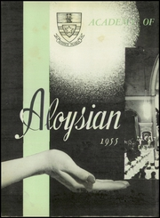 Page 6, 1955 Edition, Academy of Our Lady of Good Counsel - Aloysian Yearbook (Aloysian, NY) online yearbook collection