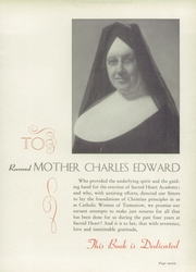 Page 11, 1953 Edition, Sacred Heart Academy - Ex Corde Yearbook (Hempstead, NY) online yearbook collection