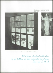 Page 10, 1960 Edition, Sacred Heart Academy - Ex Corde Yearbook (Hempstead, NY) online yearbook collection