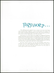 Page 8, 1960 Edition, Sacred Heart Academy - Ex Corde Yearbook (Hempstead, NY) online yearbook collection