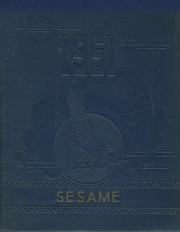 1951 Edition, St Marys Academy - Sesame Yearbook (Champlain, NY)
