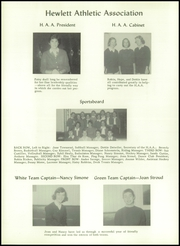 Hewlett School - Special Yearbook (East Islip, NY) online yearbook collection, 1958 Edition, Page 44