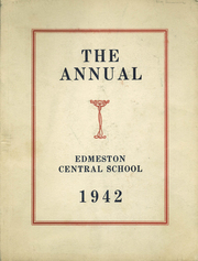 1942 Edition, Edmeston Central High School - Edmestonian Yearbook (Edmeston, NY)