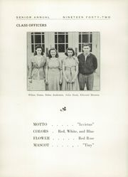 Page 12, 1942 Edition, Edmeston Central High School - Edmestonian Yearbook (Edmeston, NY) online yearbook collection