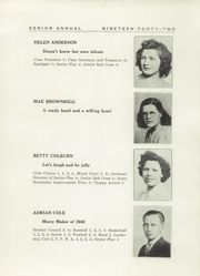 Page 13, 1942 Edition, Edmeston Central High School - Edmestonian Yearbook (Edmeston, NY) online yearbook collection